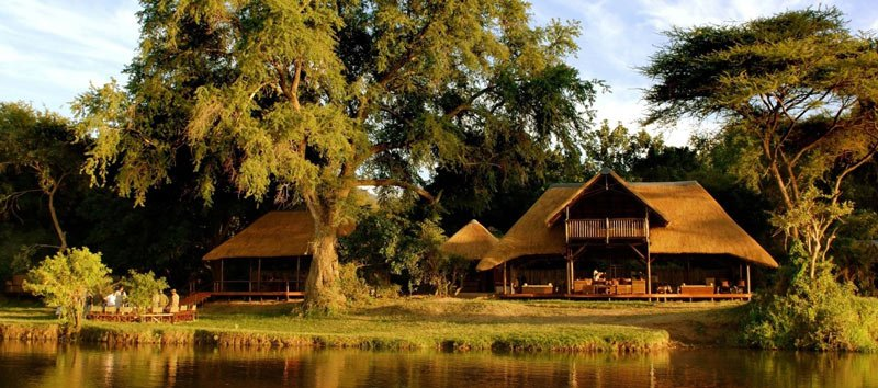 Lower Zambezi accommodation doesn't get any more superb