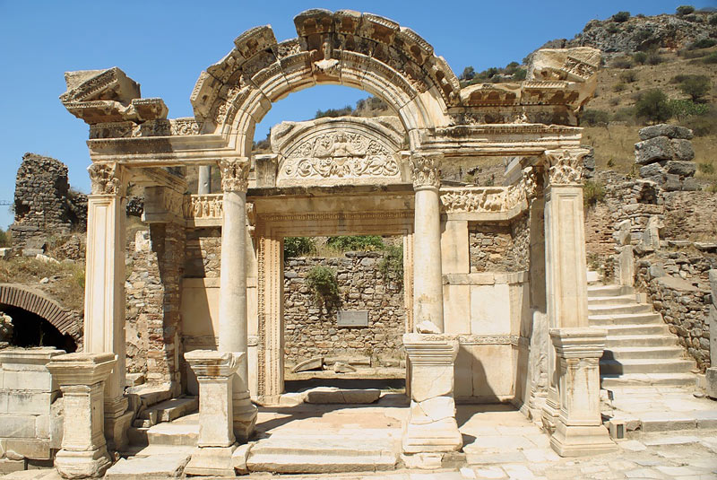 Turkey's most important ancient city, Ephesus is a UNESCO World Heritage Site