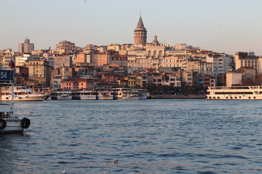 Spread across two continents, Istanbul is the beating heart of Turkey