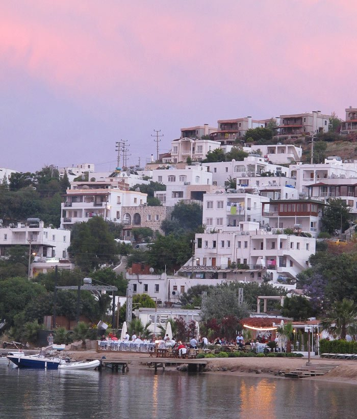Where to stay in Bodrum? Golturkbuku