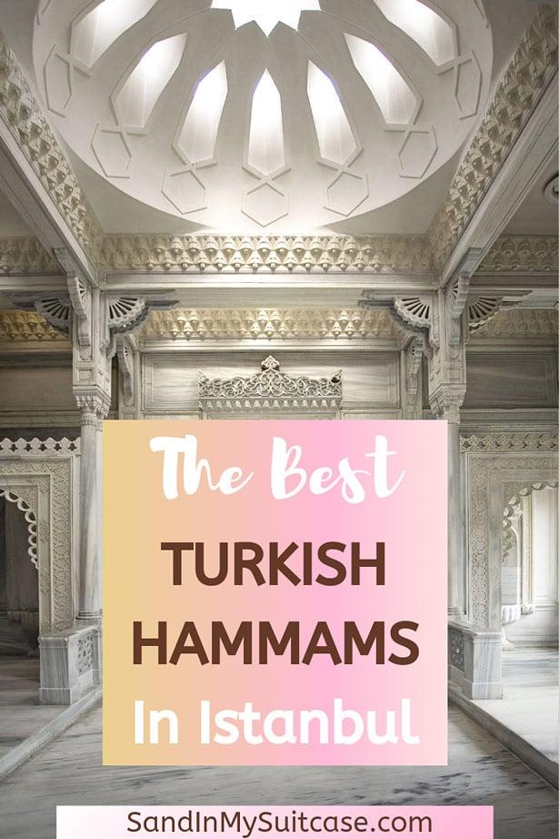 Hammams in Istanbul