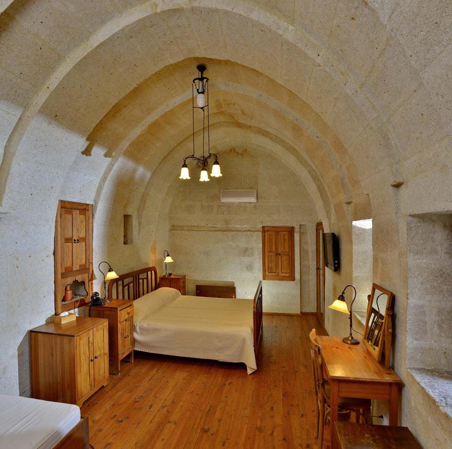 Esbelli Evi is a lovely Cappadocia cave hotel