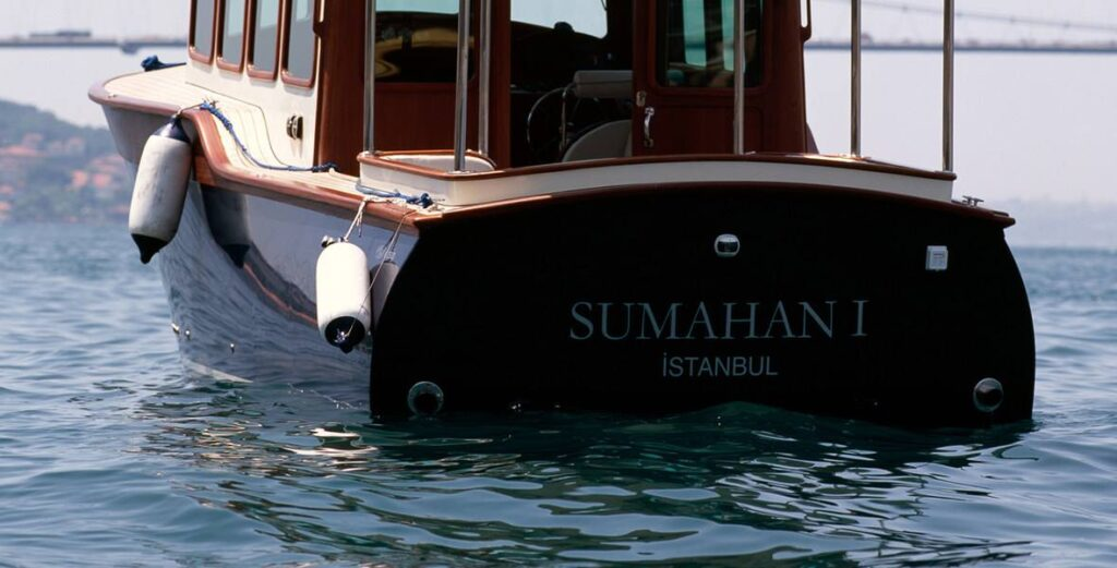 Boat for Sumahan on the Water
