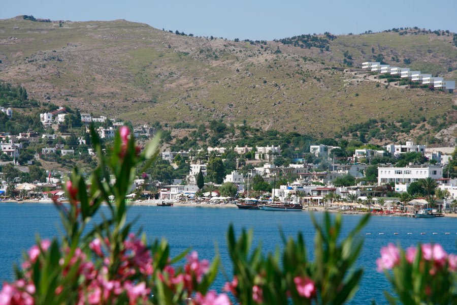 Any 2 week Turkey itinerary should include Bodrum