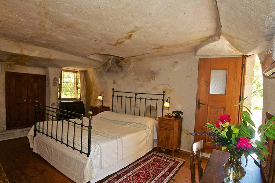 Esbelli Evi's 13 rooms and suites are delightfully comfortable havens