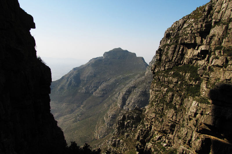 Platteklip Gorge, Table Mountain