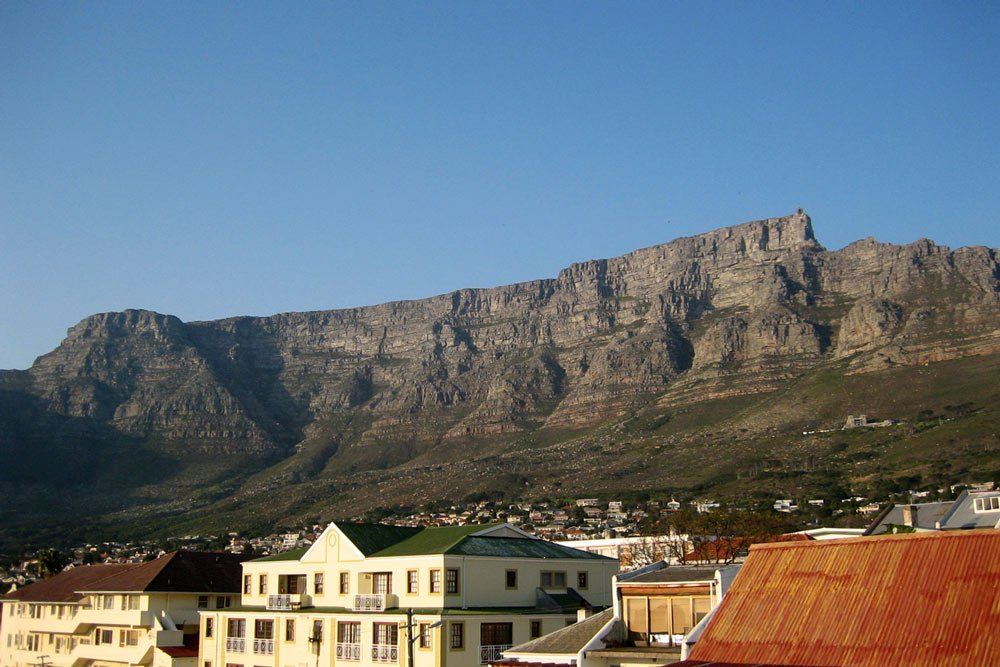 Some of the most popular hiking trails in Cape Town wind up Table Mountain