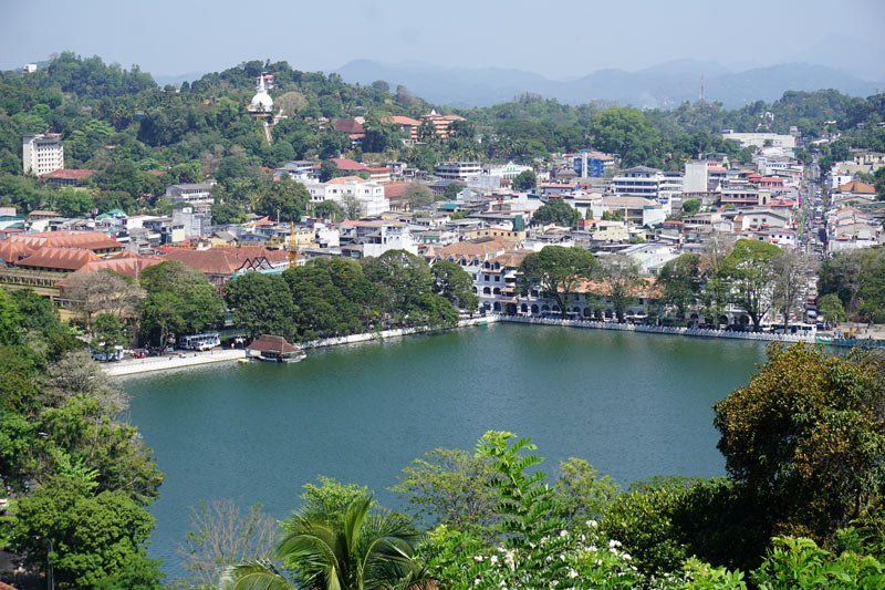 Big Buddha: An incredible Kandy view point