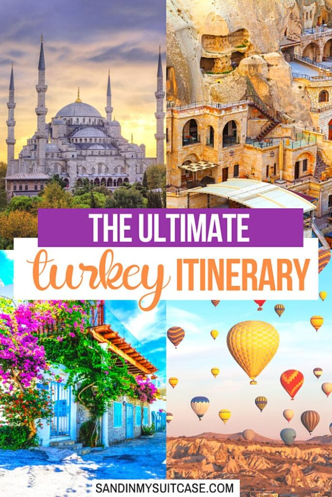 Two weeks in Turkey: A luxury Turkey itinerary!