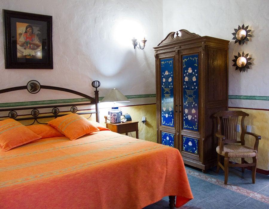 The La Galerena Suite at Quinta Las Acacias, Guanajuato