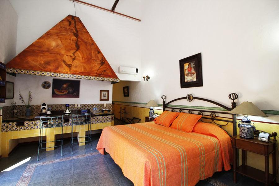 Quinta Las Acacias guestroom