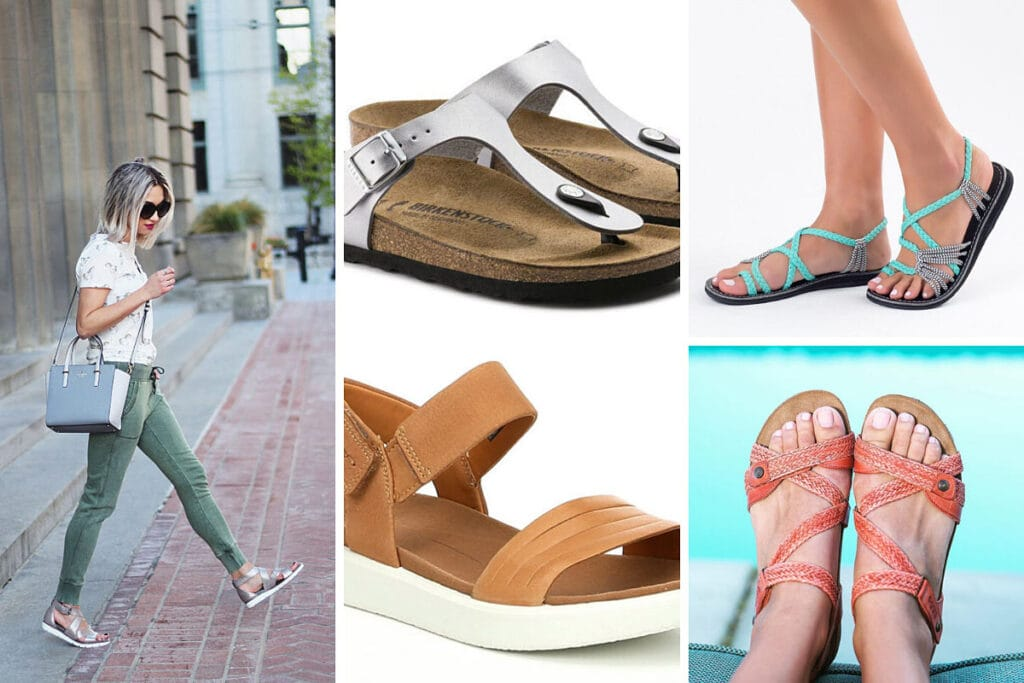 Best Travel Sandals for Women and Men
