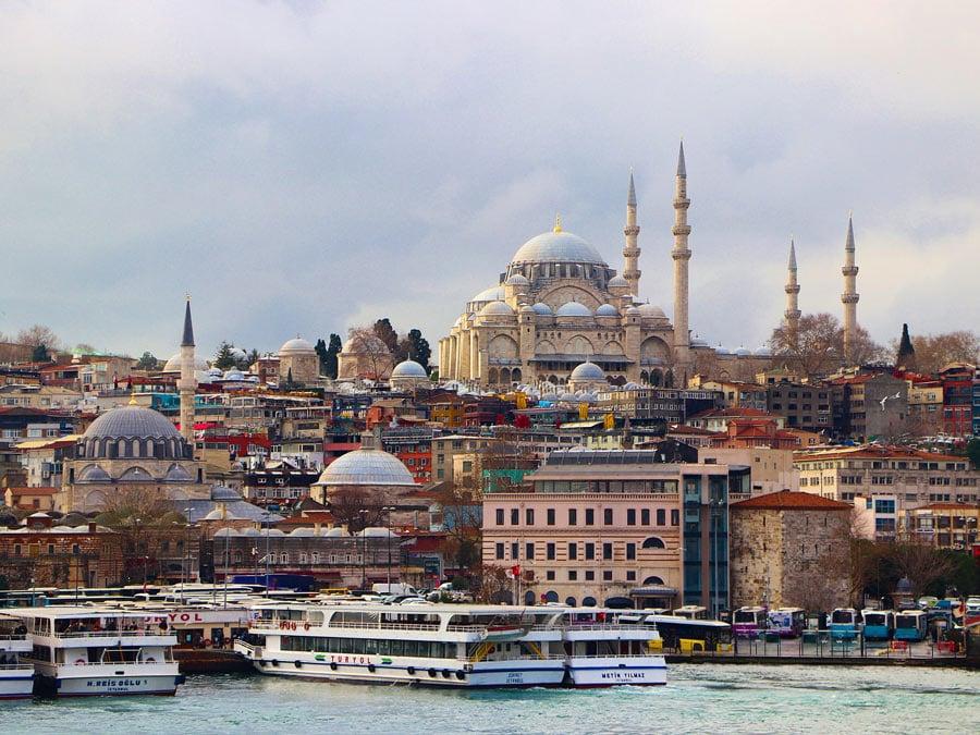 Turkey istanbul tourism