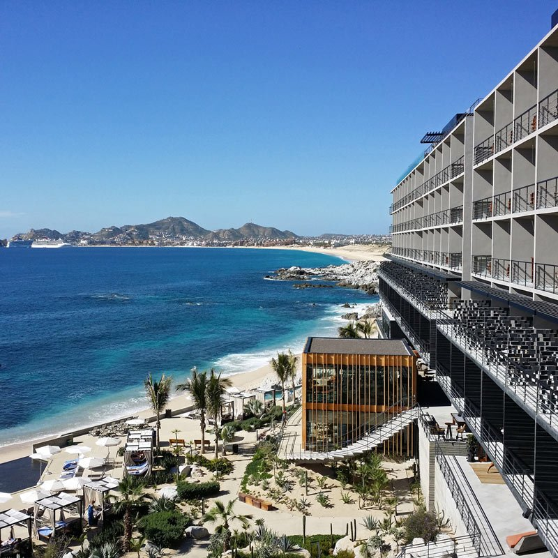 The Cape Cabo, a 5-star Thompson Hotel in Los Cabos