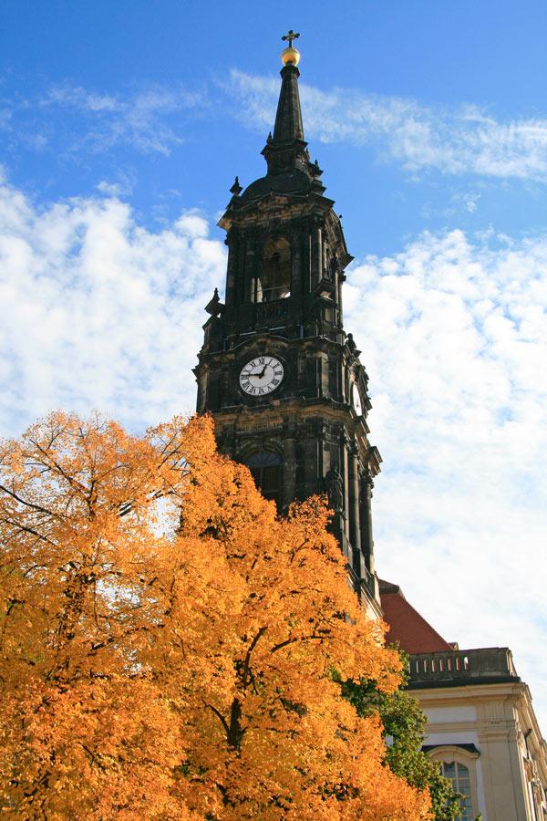 The Dresden Clock Tower