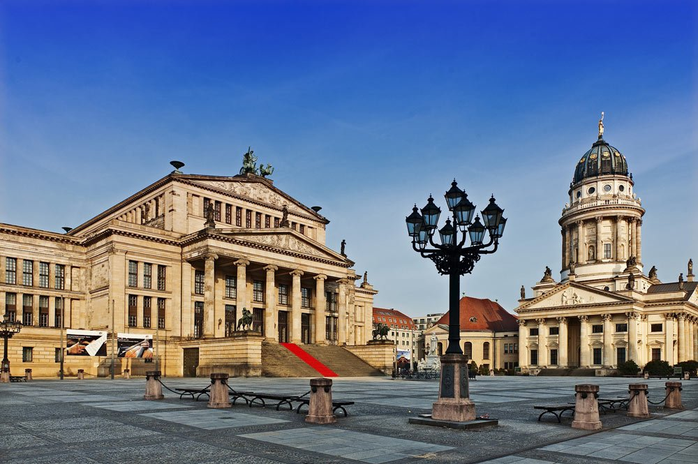One day Berlin itinerary