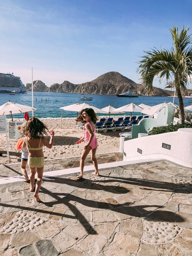 A great day - whale watching in Cabo in the morning, then fun beach time in the afternoon