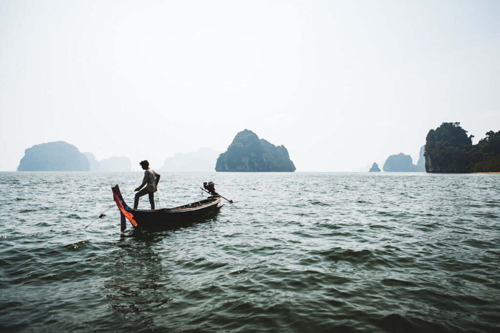 Thailand's Phang Nga Bay is renowned for its other-worldly beauty