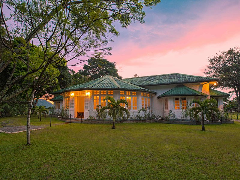 At The Secret Ella, the original colonial bungalow houses five of the hotel's 10 rooms.