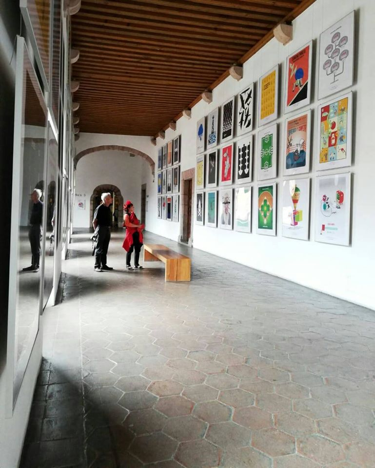 The Clavijero Cultural Center is a must-see for art lovers