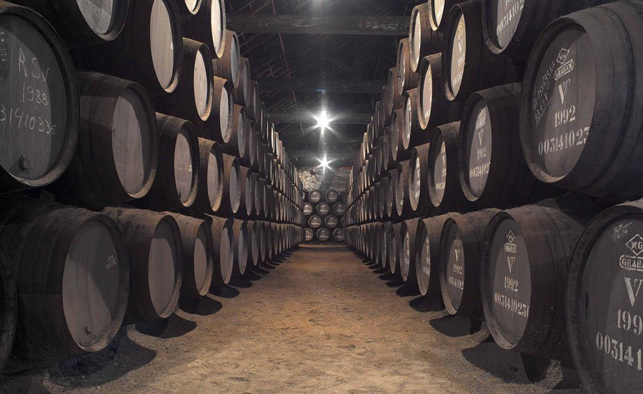 In Porto? Of course, you must go on a port wine tour and tasting.