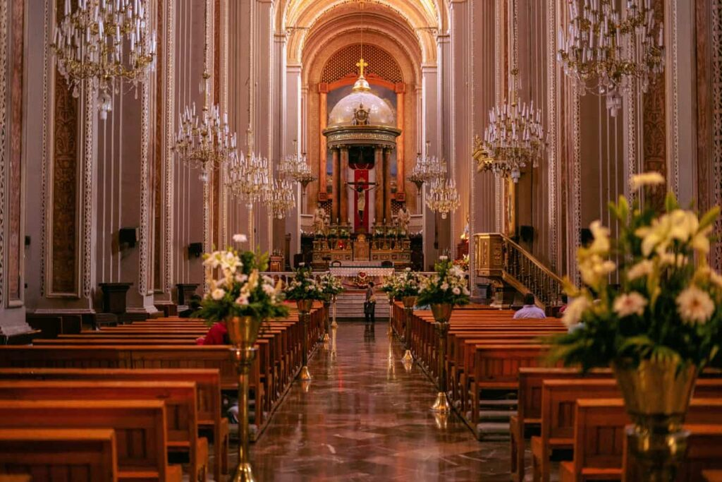 Visiting the cathedral is undoubtedly one of the best things to do in Morelia.