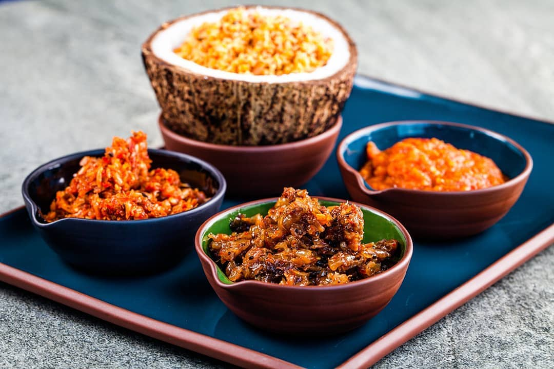 The Kaema Sutra restaurant in Colombo serves up delicious Sri Lankan curries and local food.
