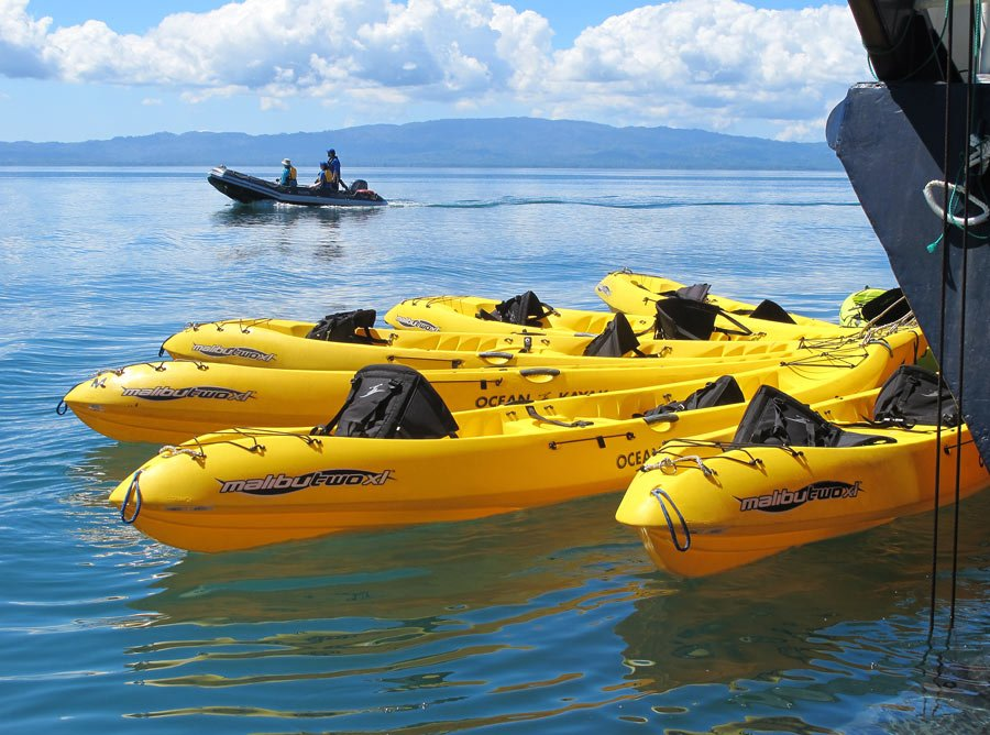 You'd prefer to enjoy unique adventures in Costa Rica like kayaking to spending time in your cabin, right?