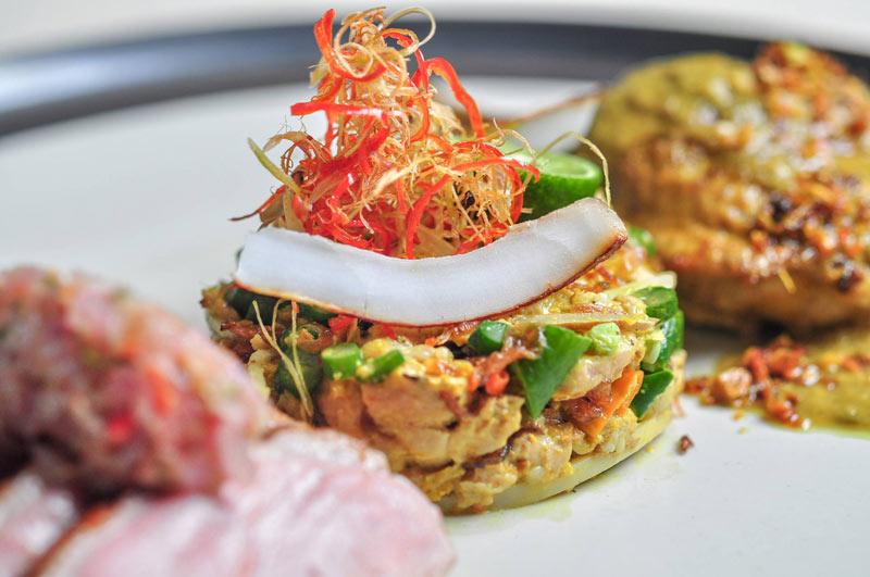 Dining at Sundara Beach Club