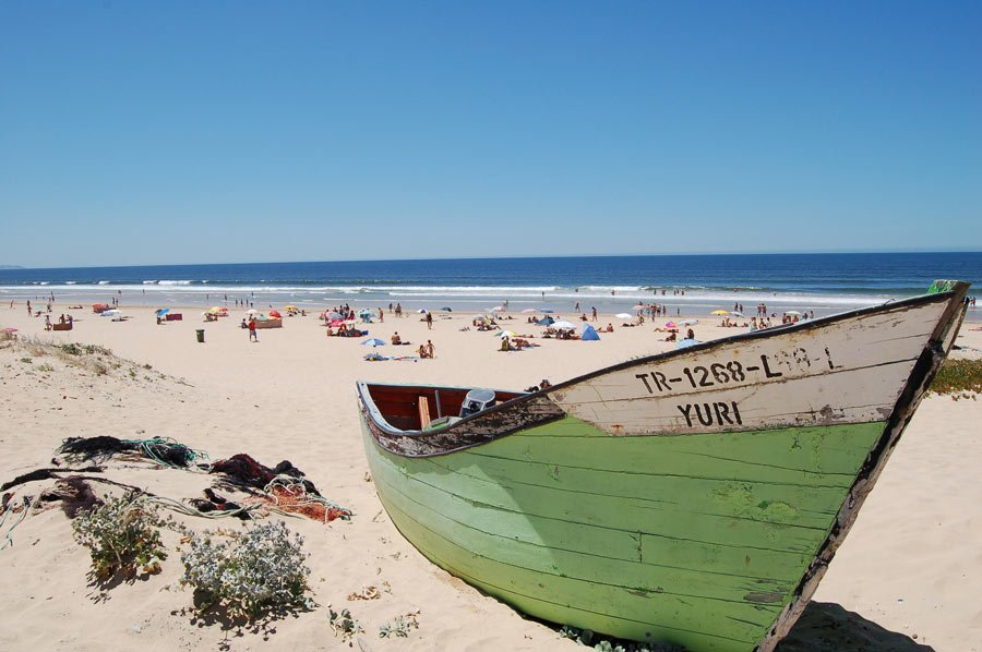Don't visit Porto in high summer; it's too hot, and you'll wish you were on a Portugal beach instead!