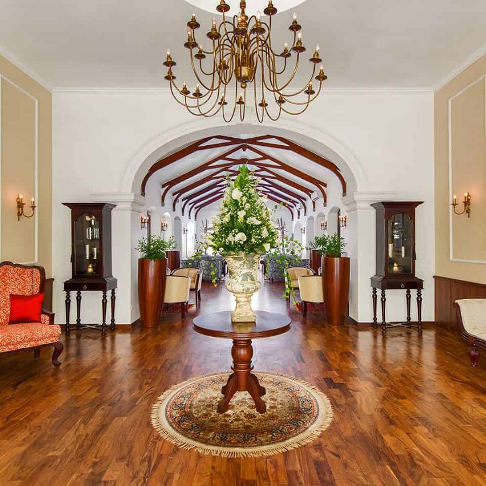 The Residence by Uga Escapes checks all the boxes for a lovely boutique hotel in Colombo.