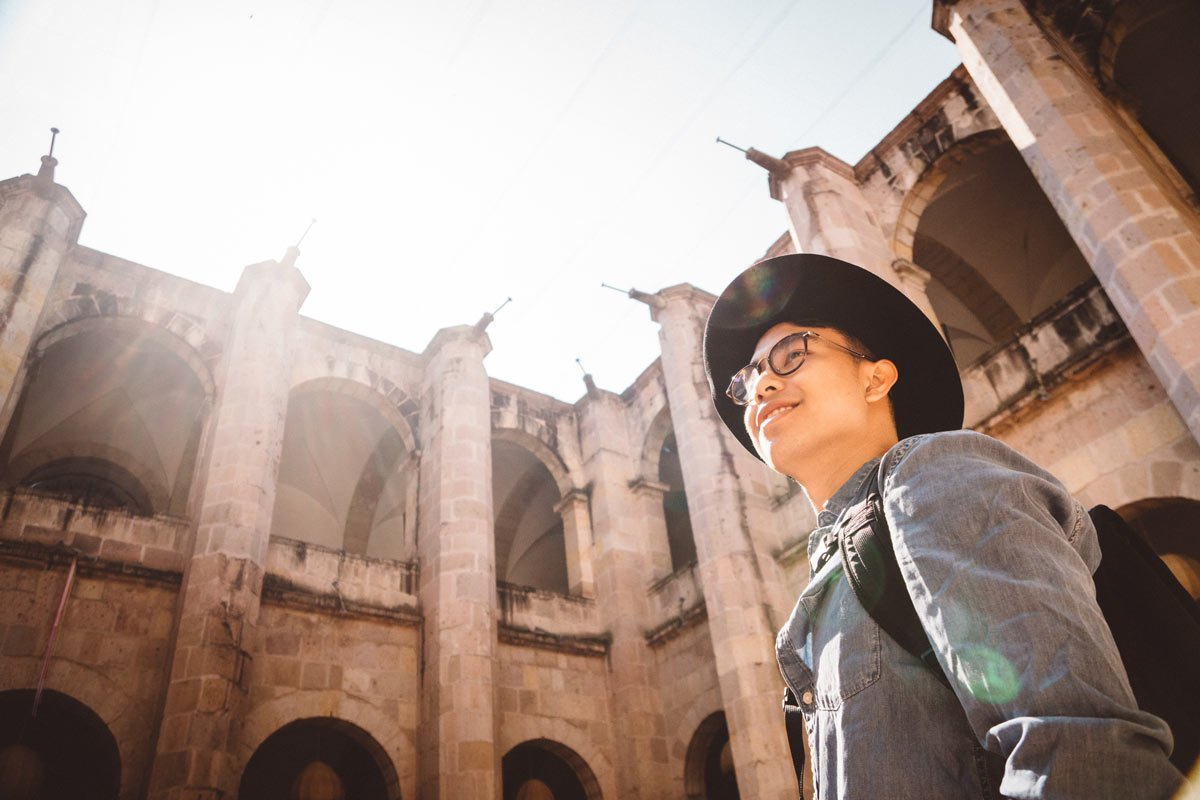 Visiting Morelia's Cultural Center is one of the best things to do in Morelia.