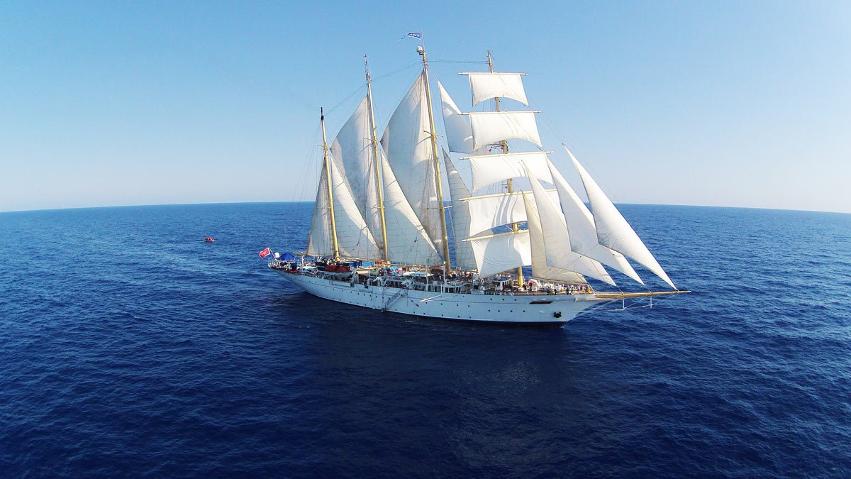 Star Clippers Review
