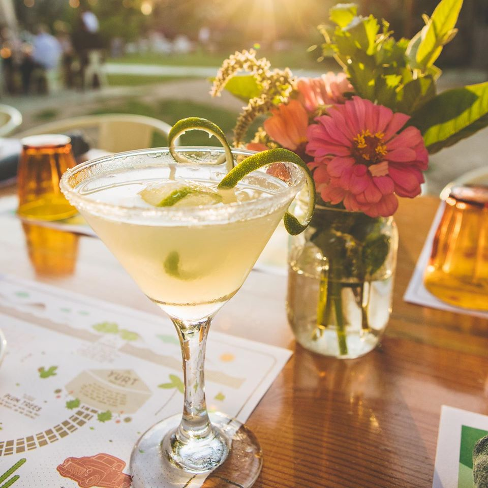 A popular Los Cabos activity is to visit Flora Farms for lunch or dinner. Try their delicious artisanal margaritas!