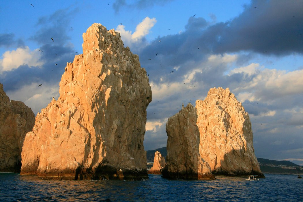 A sunset cruise to Land's End is one of the most popular things to do in Cabo.