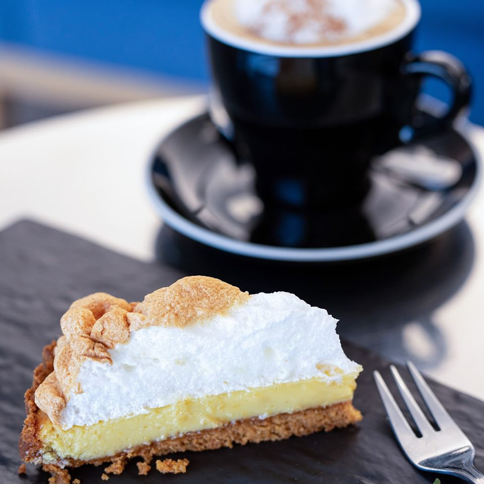 The lemon meringue pie is famous on the Zambezi Queen!