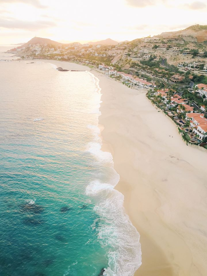 The One & Only Palmilla is one of the most deluxe resorts in Los Cabos.
