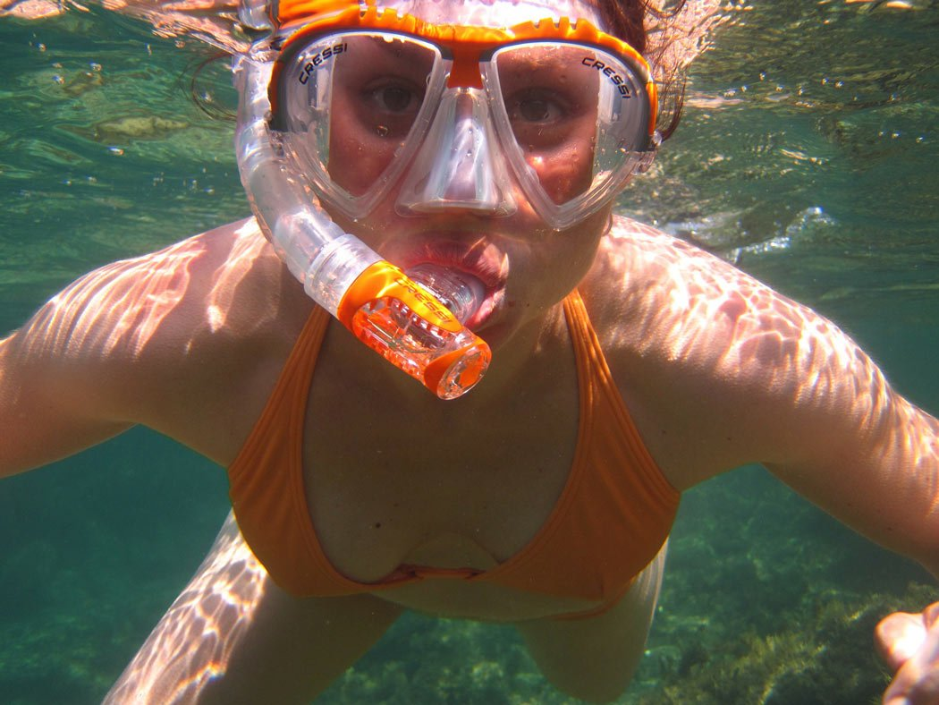 Snorkeling is one of the most fun Los Cabos activities!