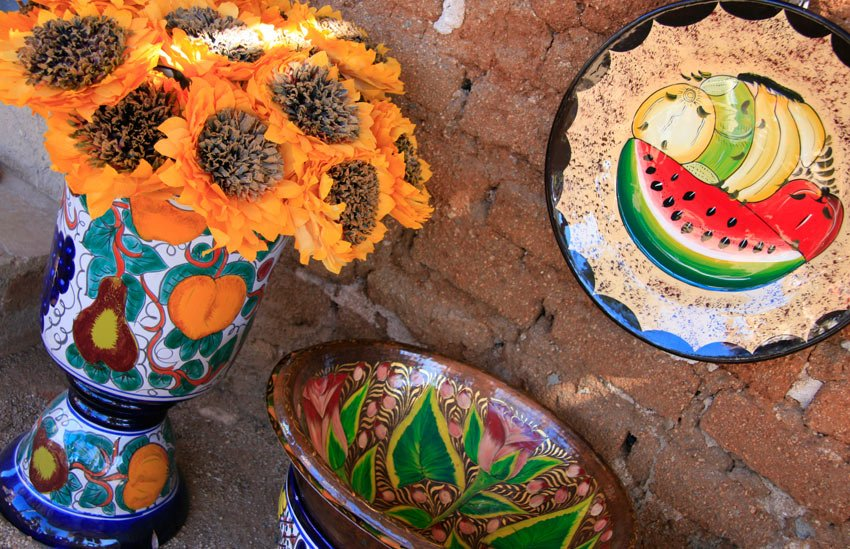 Shop for arts and crafts in Todos Santos on a day trip from Cabo San Lucas.