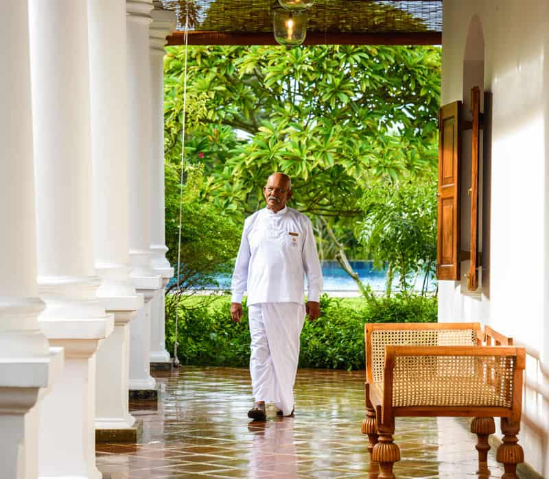 Ulagalla is one of the best hotels in Sri Lanka.