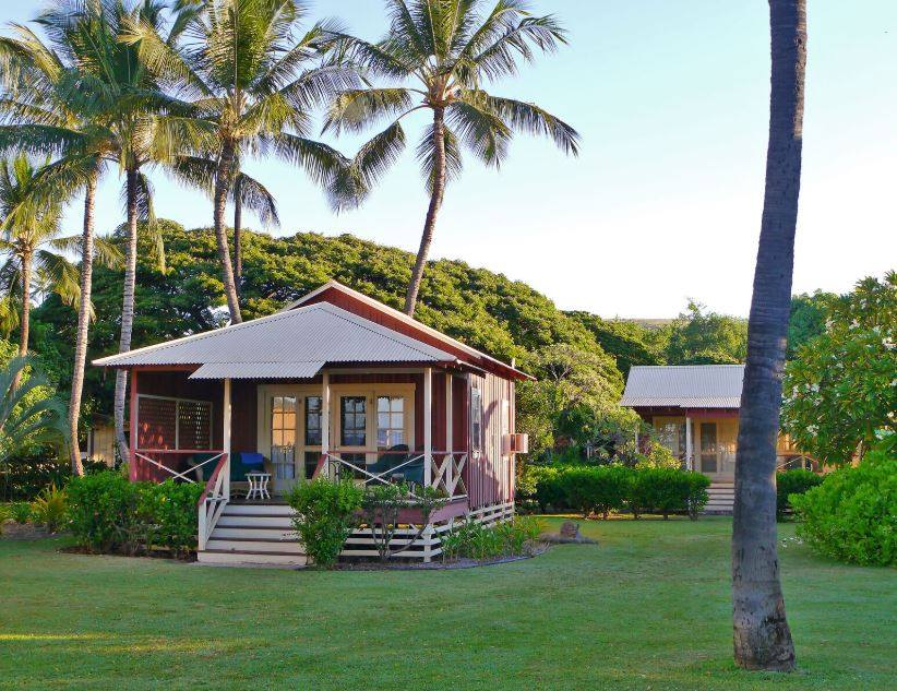 These cottages evoke the feel of old Hawaii (Credit: Waimea Plantation Cottages)