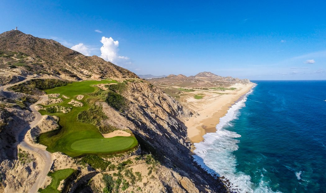 Quivira Golf Club at Cabo San Lucas