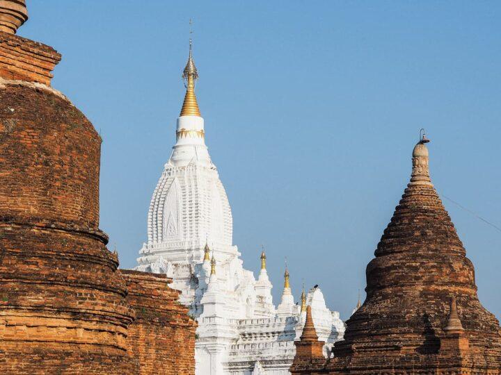 Most Beautiful Temples in Bagan