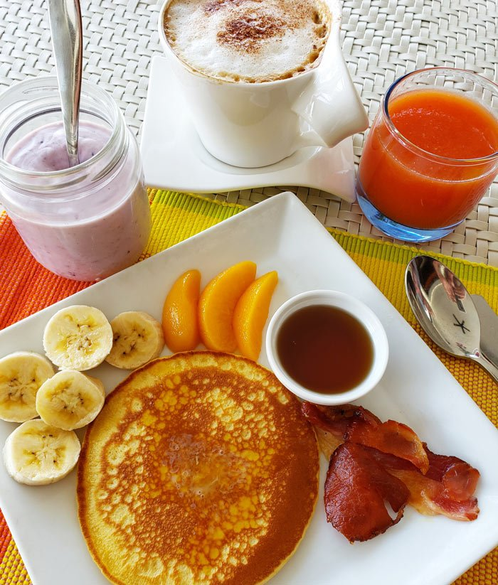 Breakfast-Fortress