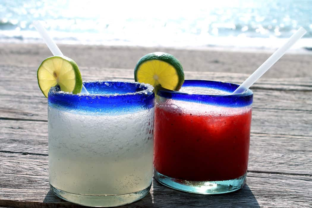 Daiquiri Dick's makes some of the best margaritas we've tasted!