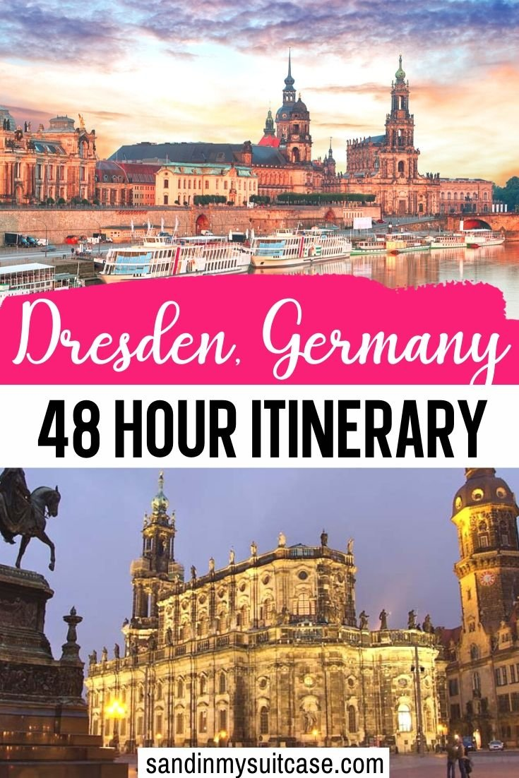 What to do in Dresden in 2 days? Check out our ultimate Dresden itinerary!