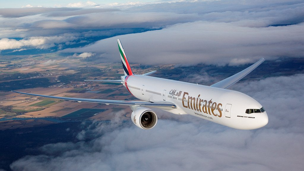 Emirates flies Boeing 777-300ER planes for the 14-1/2 hour flights between Seattle and Dubai.