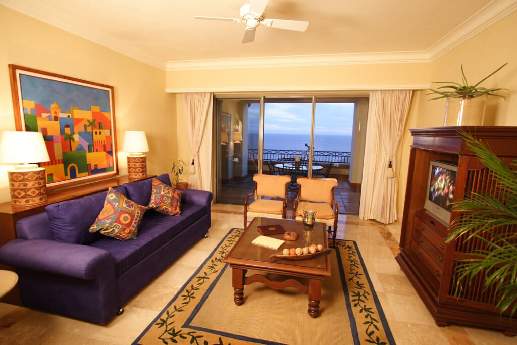 One-bedroom executive suite, Pueblo Bonito Sunset Beach