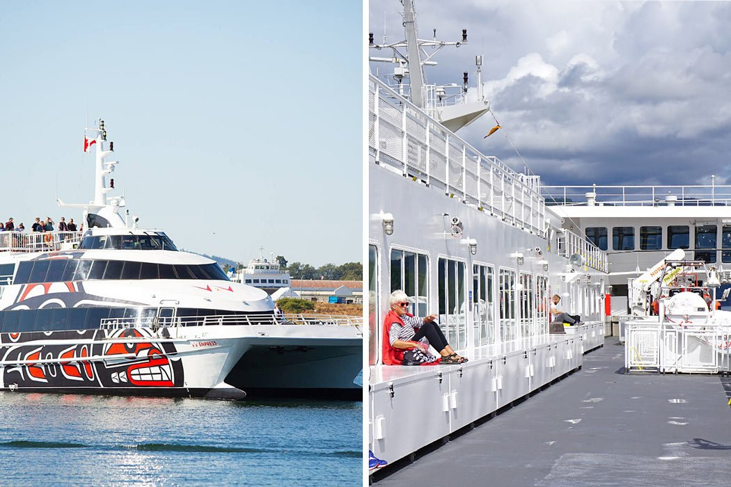 The ferry from Vancouver to Victoria: A complete guide
