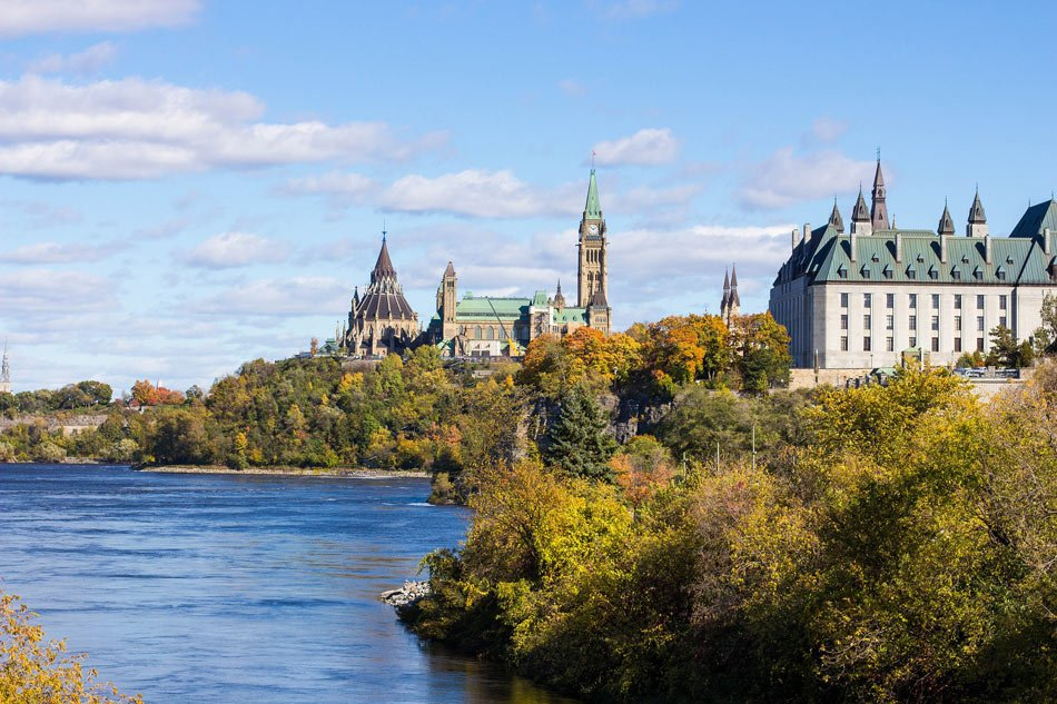 Ottawa is Canada's picturesque capital -- and there are many great places to visit in Ottawa!